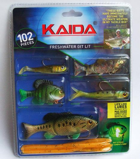 кайда рыболовные снасти