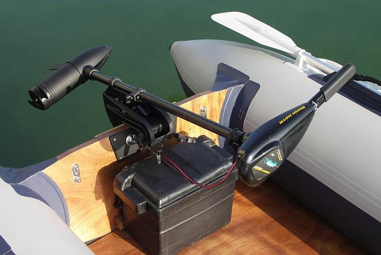 электромоторы для лодок пвх купить в екатеринбурге