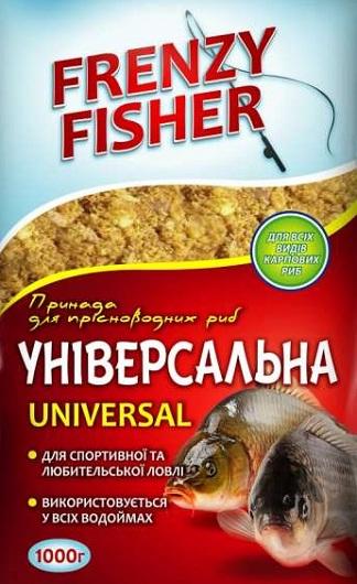 frenzy fisher прикормка купить
