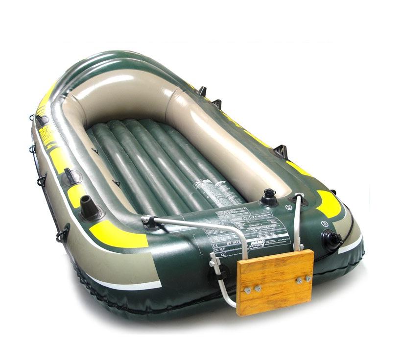 транец для резиновой лодки что это