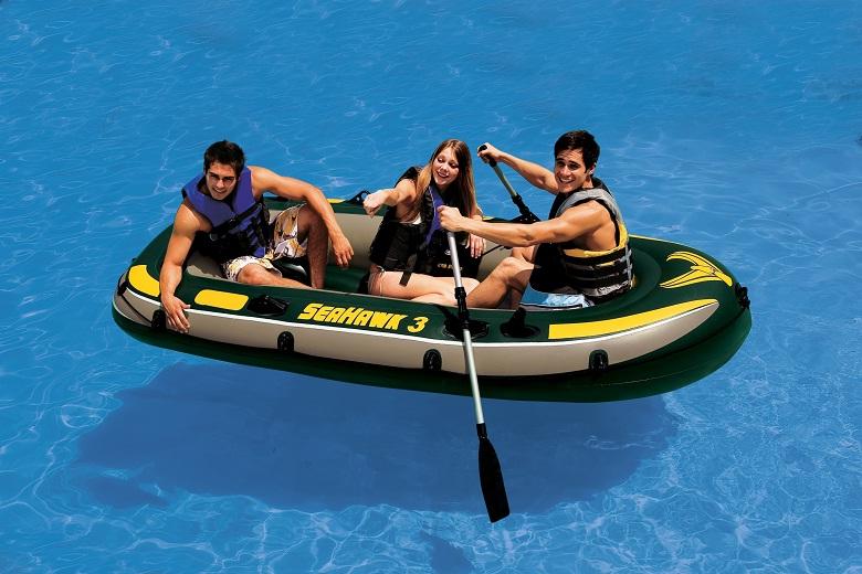 как выбрать лодку на 3 человек